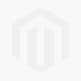 Modern Square Wall Clock with Hollowed out and Overlapping Colored Numbers